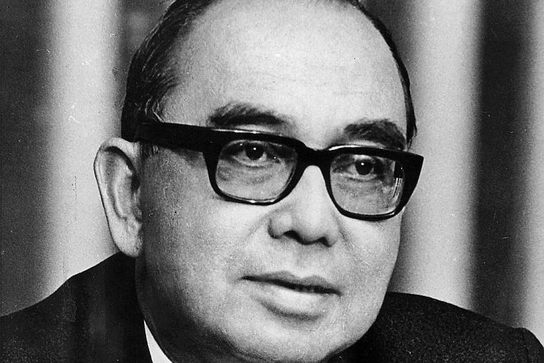 Tun Abdul Razak Hussein was also the second prime minister of Malaysia and is the father of current prime minister Datuk Seri Naijb Razak and famous banker, Nazir Razak.