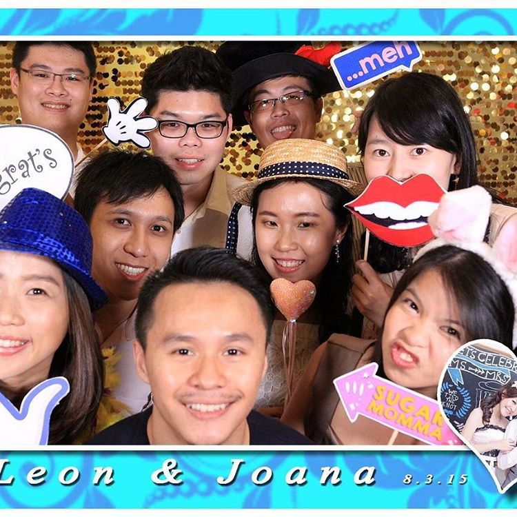 Image from Haha Photobooth