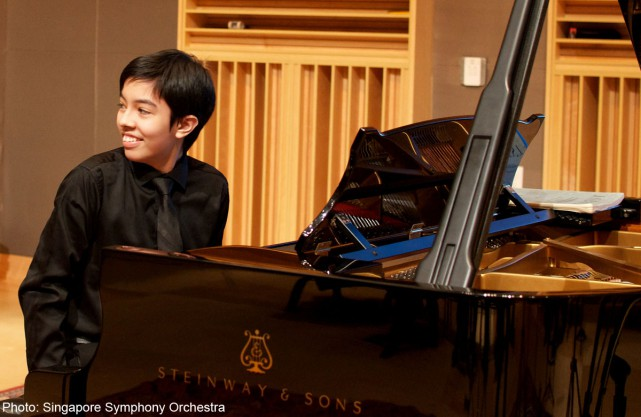 Image from Singapore Symphony Orchestra