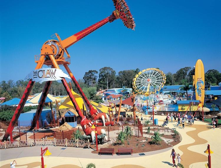 Image from dreamworld.com.au