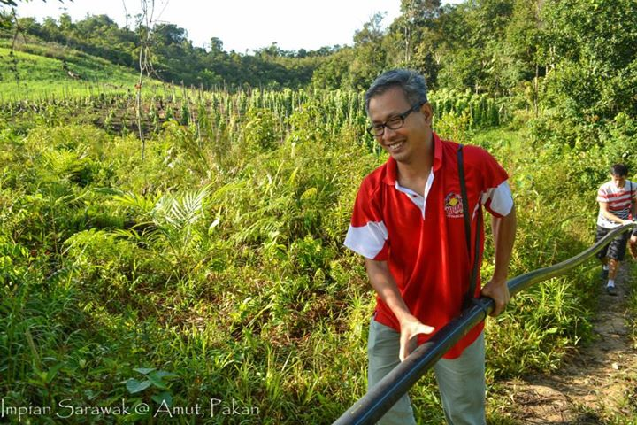 Petaling Jaya Utara MP, Tony Pua is one of the main people behind the Impian Malaysia program and is very actively involved in its projects