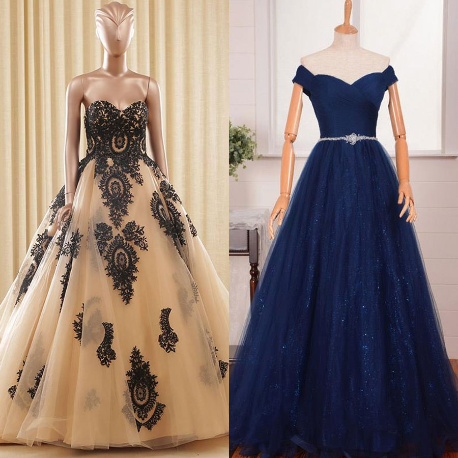 4 Places To Rent Gorgeous Evening Dresses For Your Next Black Tie Event