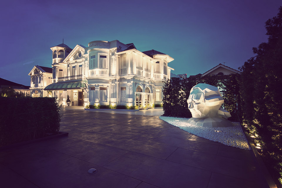 Image from Macalister Mansion