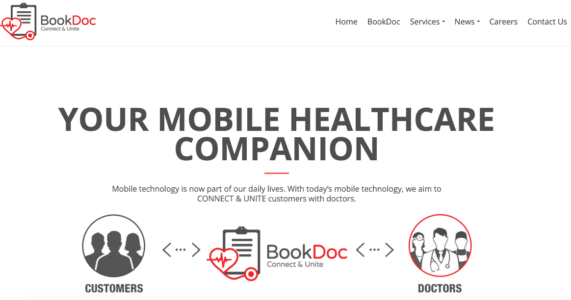 BookDoc Is A New App Created For Anyone Who's Tired Of