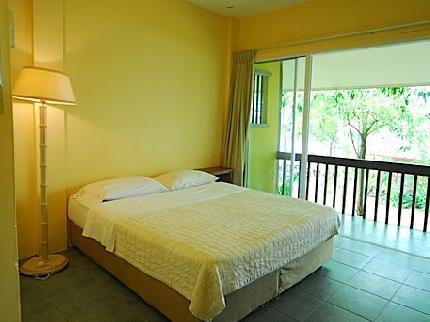 Image from Sematan Palm Beach Resort