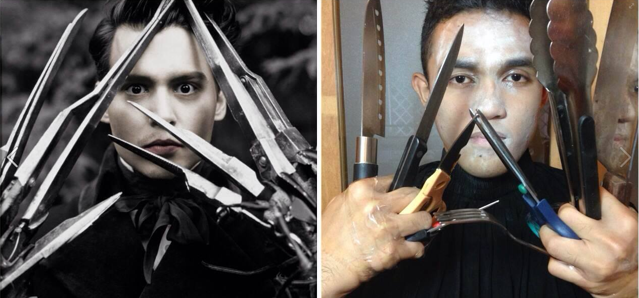 Low Cost Cosplay Guy Is Back With More Genius Creations That Are