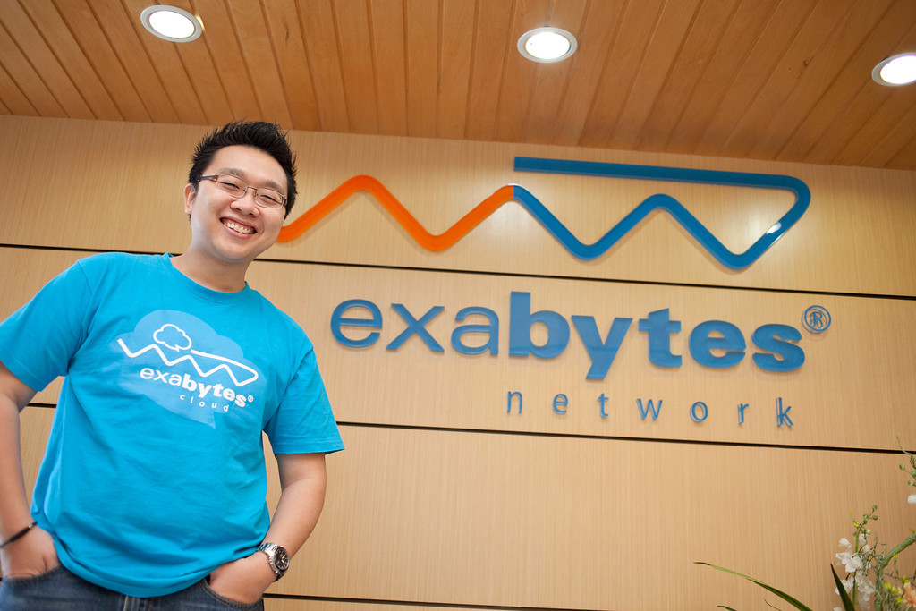 Co-founder, Chan Kee Siak.