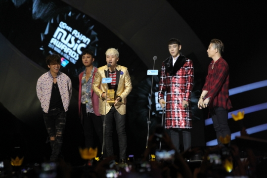 This Is What It's Like To Attend The 2015 MAMA As A Non K
