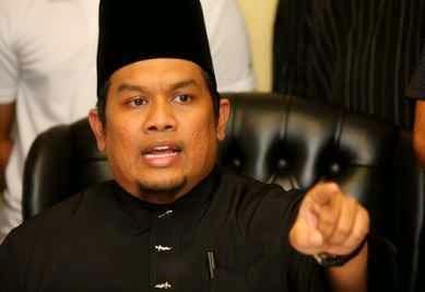 UMNO Youth exco member Arman Azha Abu Hanifah