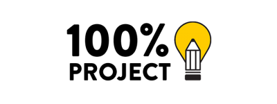 Image result for 100% project