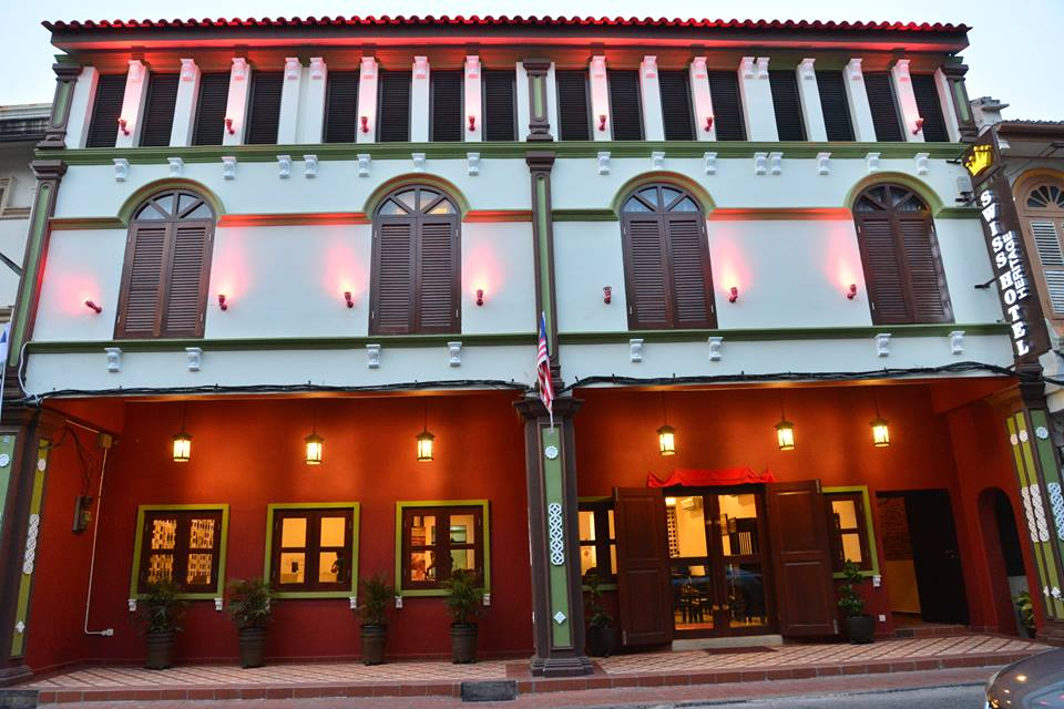 Image from Swiss Hotel Heritage Boutique Melaka's Facebook