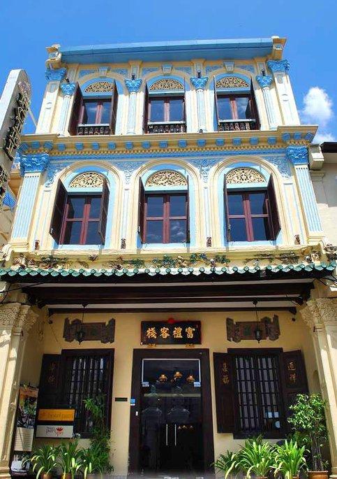 Image from Hotel Puri Melaka's Facebook