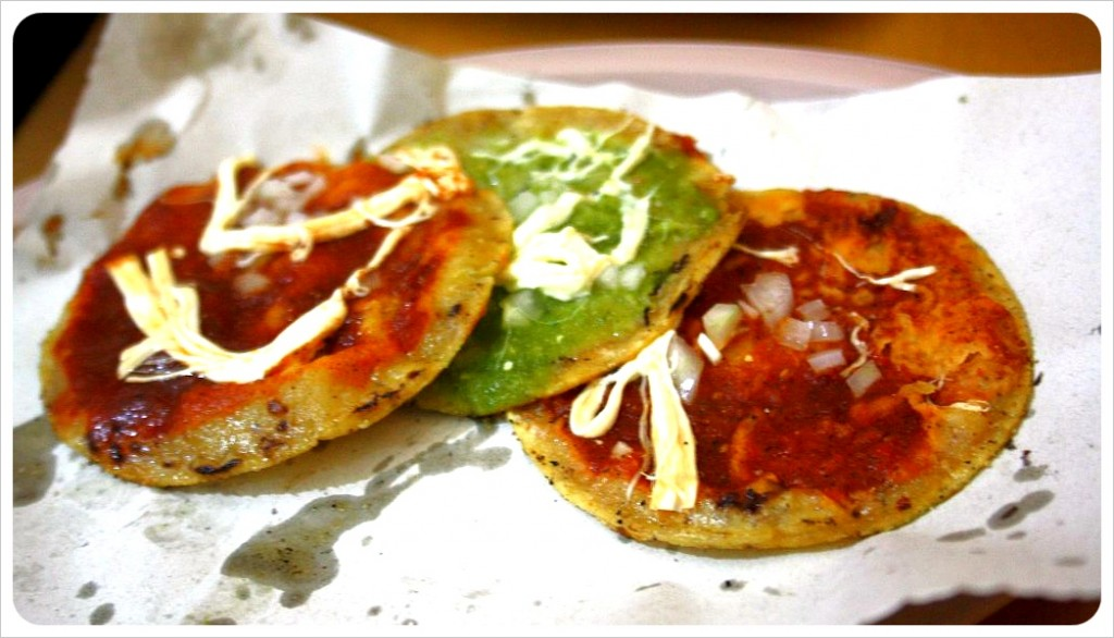 Mexican Street Food…We miss you!