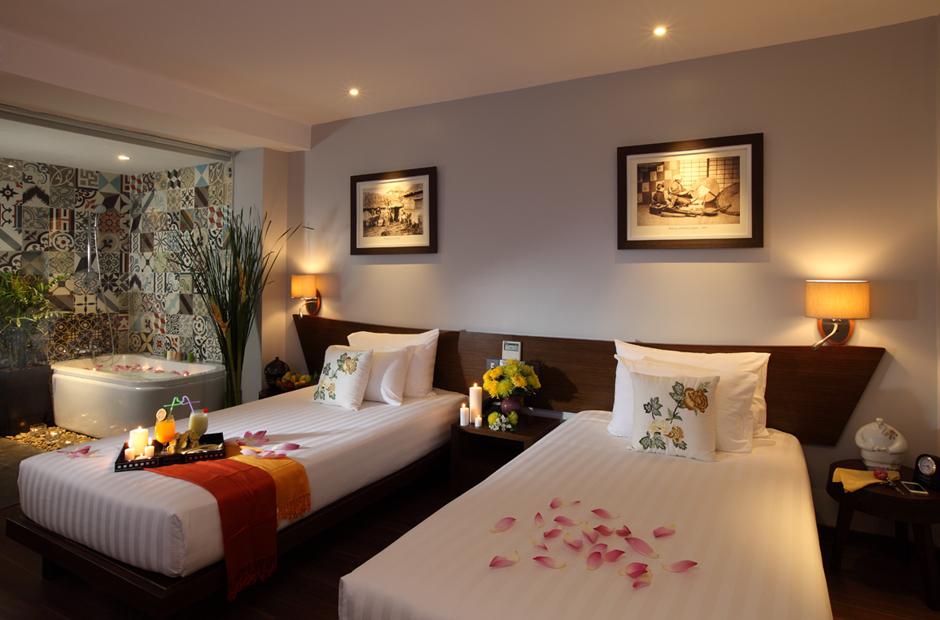 Image from Silverland Sakyo Hotel & Spa