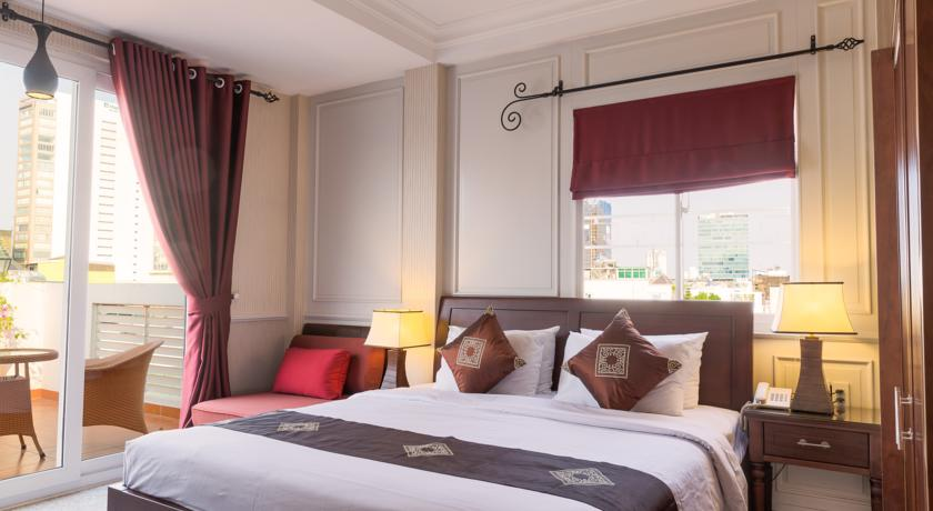 Image from Ben Thanh Boutique Hotel