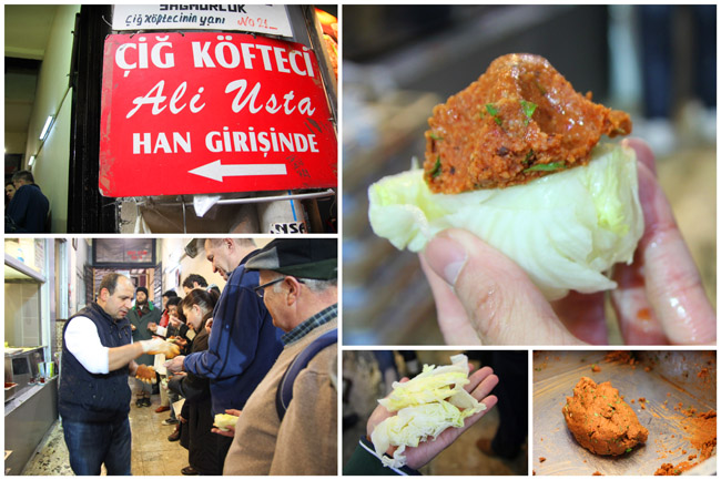 5 Best Turkish Street Food from Istanbul