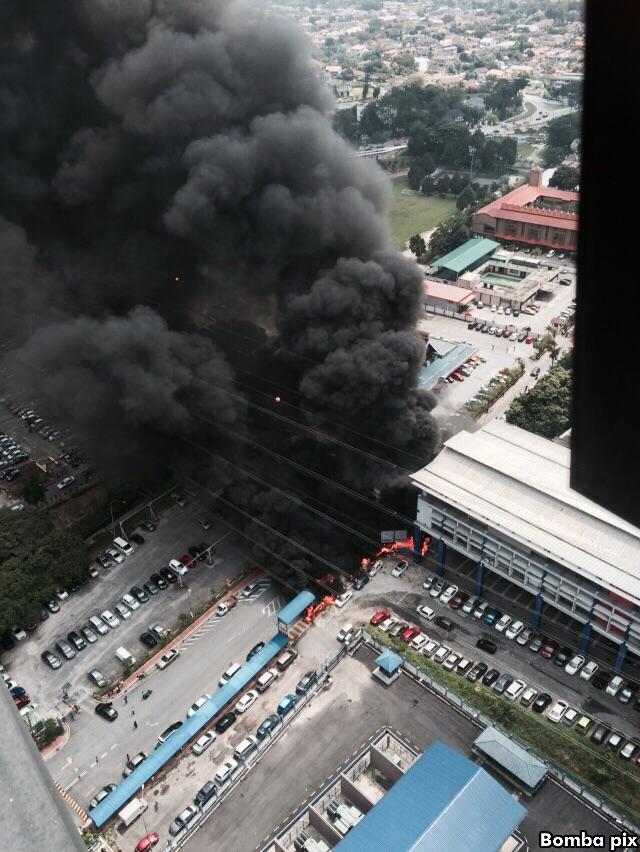 Image from Bomba/Malaysiakini