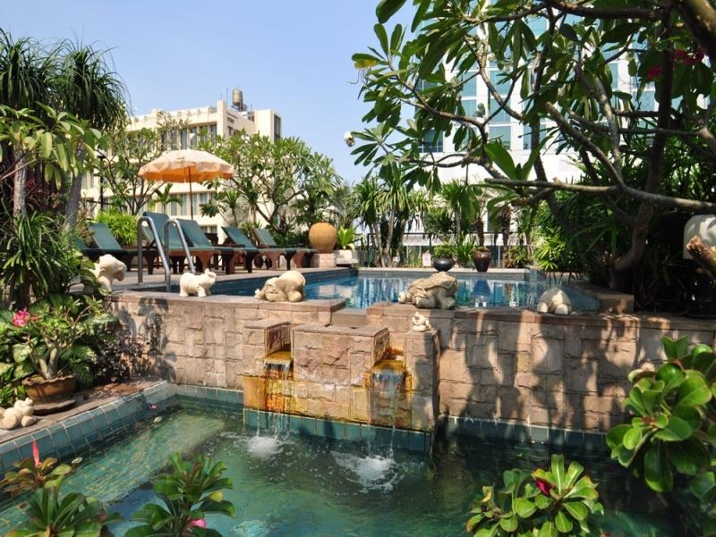 Image from The Siam Heritage Boutique Suites