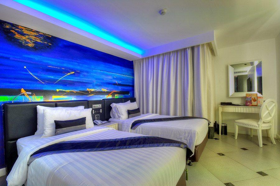 Image from SKYY Hotel Bangkok