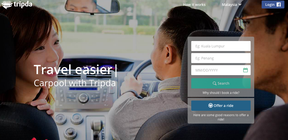 This App Could Be Key To The Noble Idea Of Carpooling That People