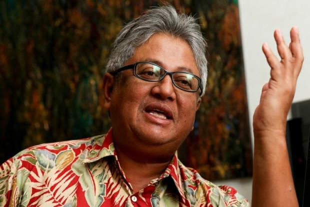 Former Malaysian law minister, Datuk Zaid Ibrahim