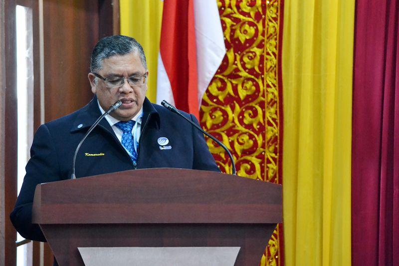 UniMAP Vice-Chancellor Kamarudin Hussin