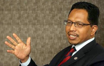 Higher Education Ministry Secretary-General Datuk Seri Zaini Ujang