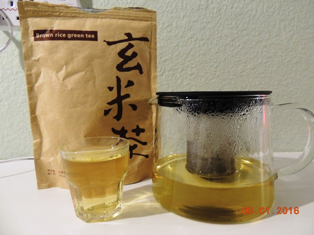 Brown rice tea is scientifically proven to help you sleep better!