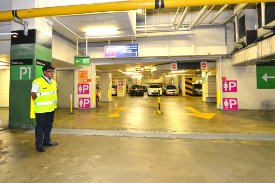 Image from KLCC Parking Management Sdn Bhd