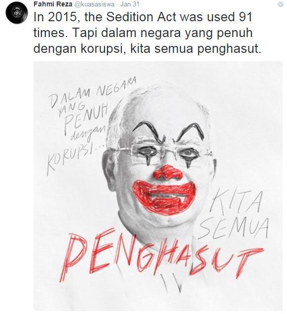 Image from Twitter/Fahmi Reza