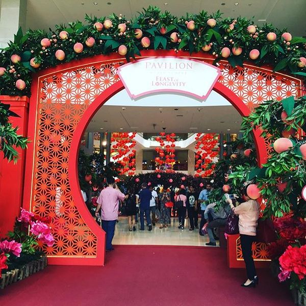 [PHOTOS] SAYS Top 9 Must-See CNY Mall Decorations In