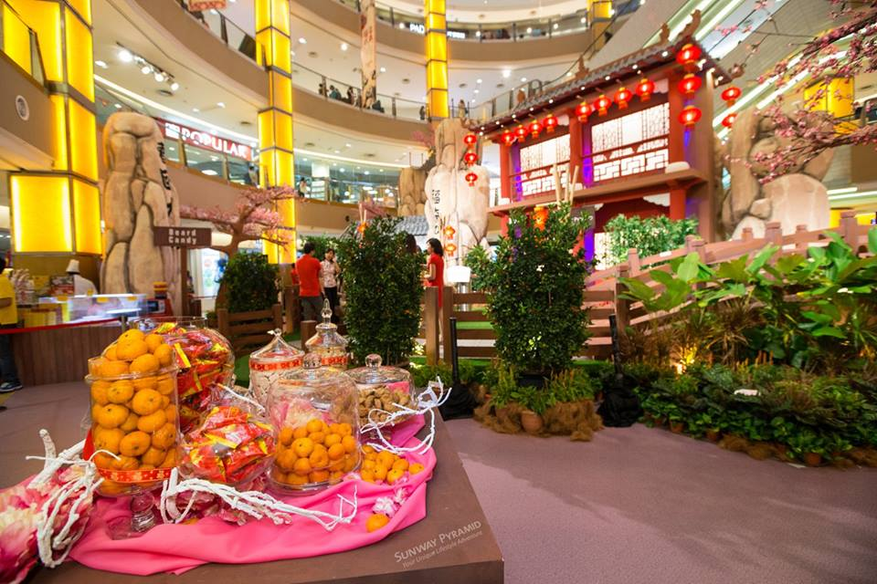 Image from Sunway Pyramid's Facebook