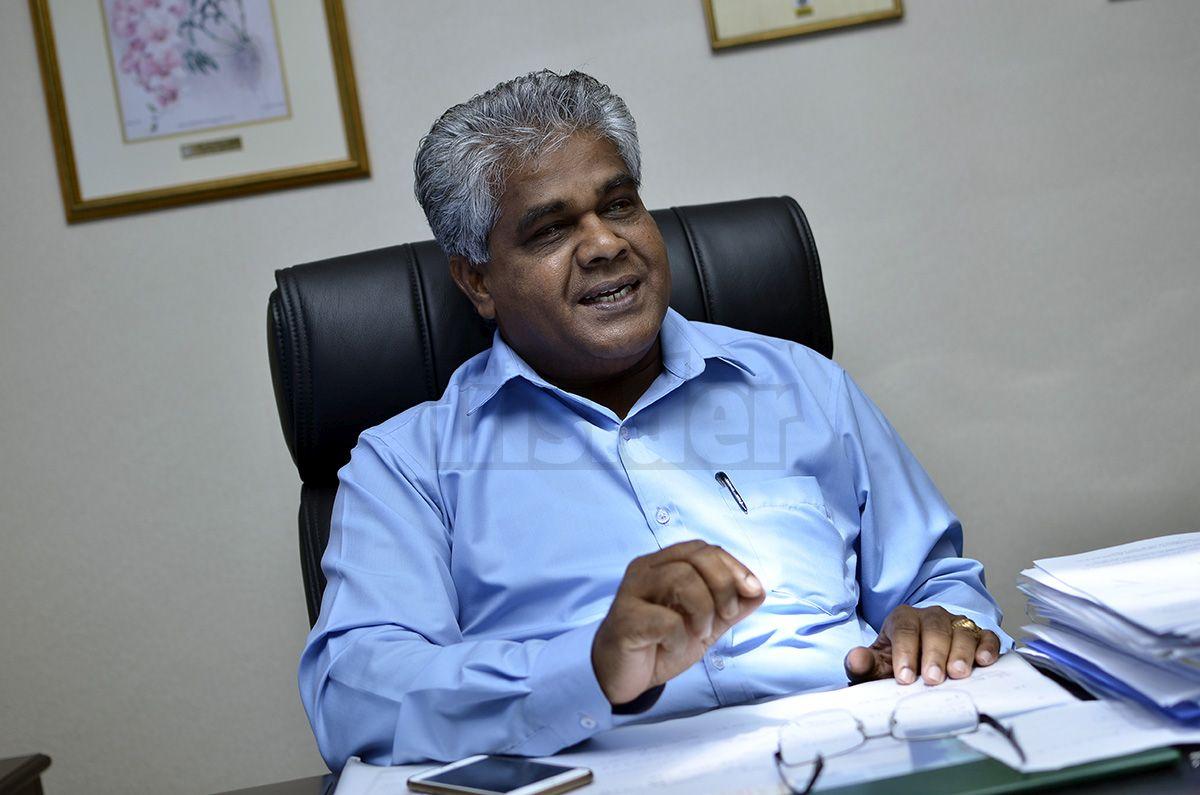 Malaysian Trades Union Congress's (MTUC) secretary-general N. Gopal Kishnam