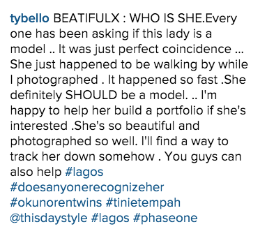 Image from Ty Bello