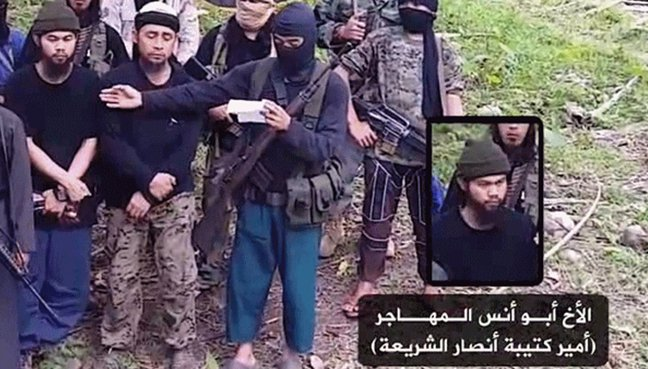 ISIS Releases Shocking Video Of Malaysian Militant's Death In The