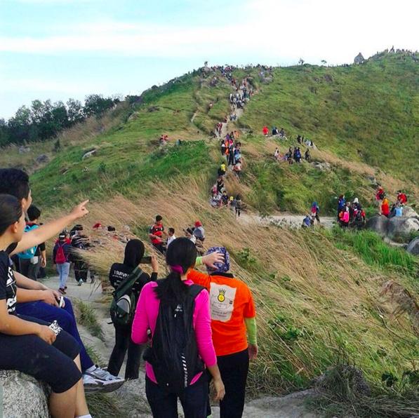 Bukit Broga Semenyih Selangor Malaysia.