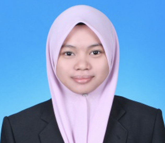 Hafizah Noor Isa, a PhD candidate at the University of Glasgow.