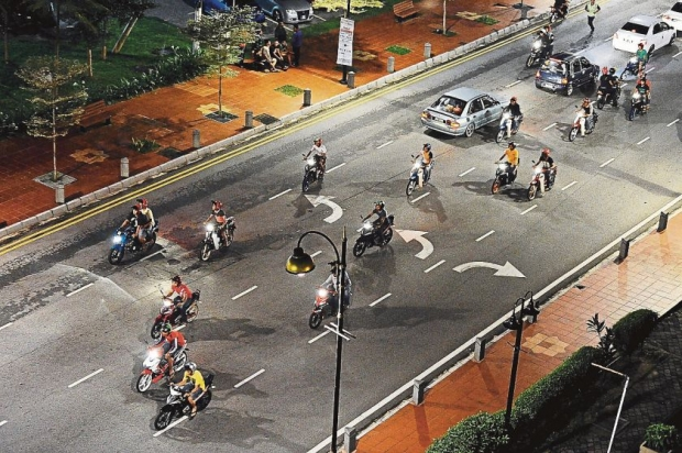 impact of illegal motorcycle racing