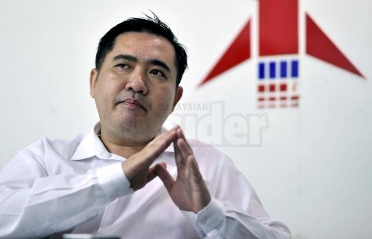 DAP Seremban MP Anthony Loke