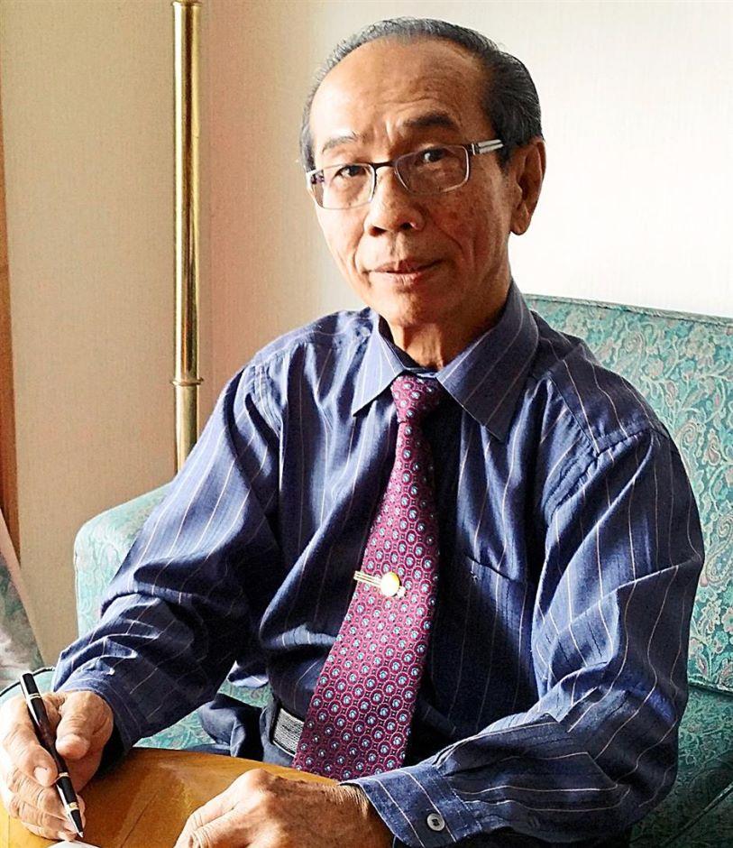 Malaysian Singapore Coffee Shop Proprietors General Association president Ho Su Mong