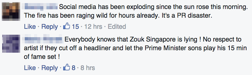 Image from Zouk Singapore's Facebook