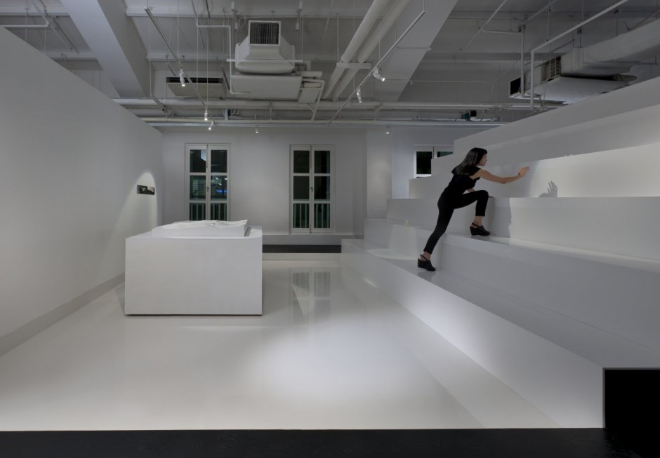 Ministry of Design's office space.