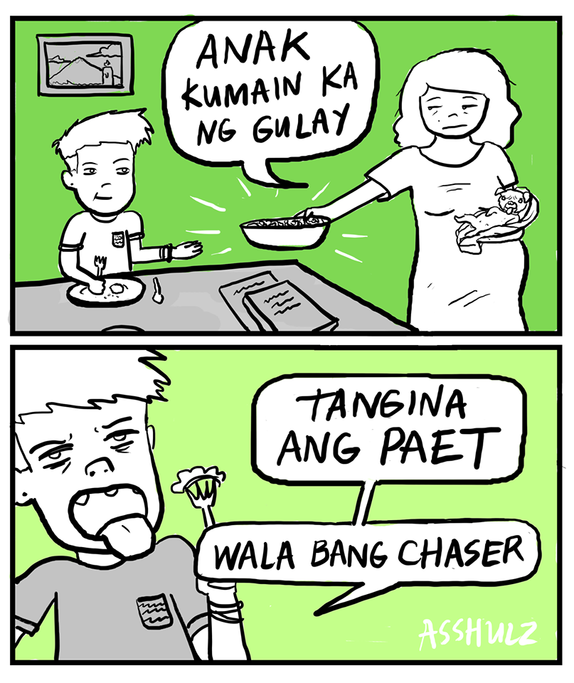 Omg Only Pinoys Will Know How Funny Af These Comic Strips Are