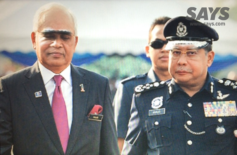 Image from Malaysiakini / SAYS