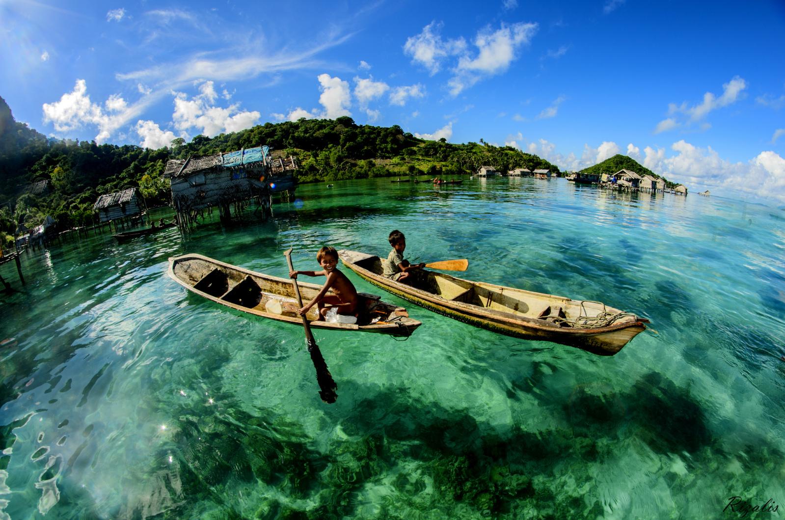 Bodgaya Island, Sabah, Malaysia