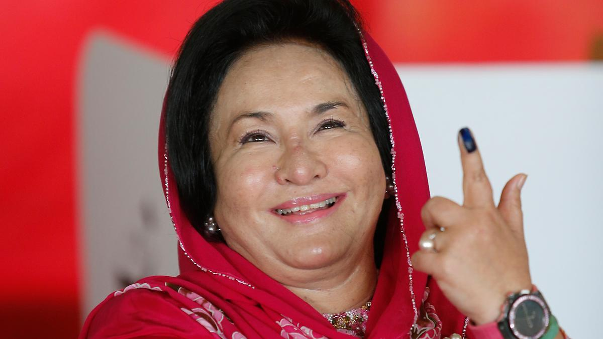 5 Things Rosmah Said Today To Profess Her Undying Support