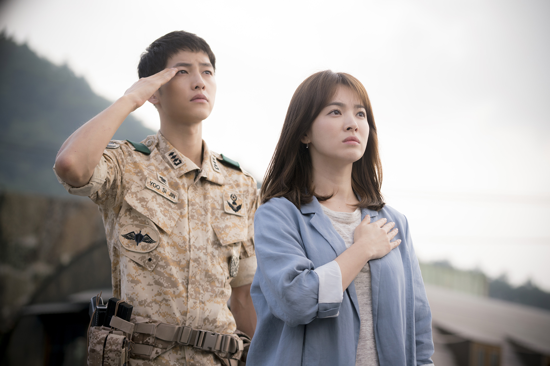 You Know The Descendants Of The Sun Craze Is Getting Out
