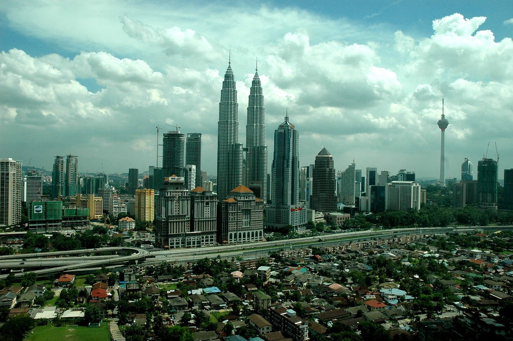 Kuala Lumpur is the second most dangerous city in Asia.