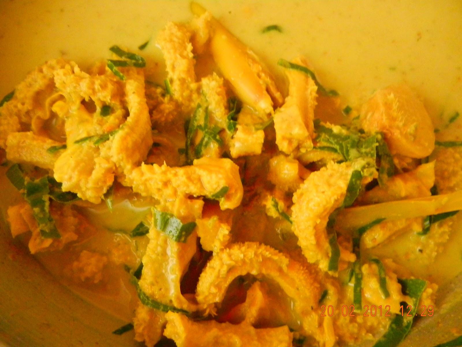 10 Resipi Masakan Masak Lemak Cili Padi Popular Di Negeri