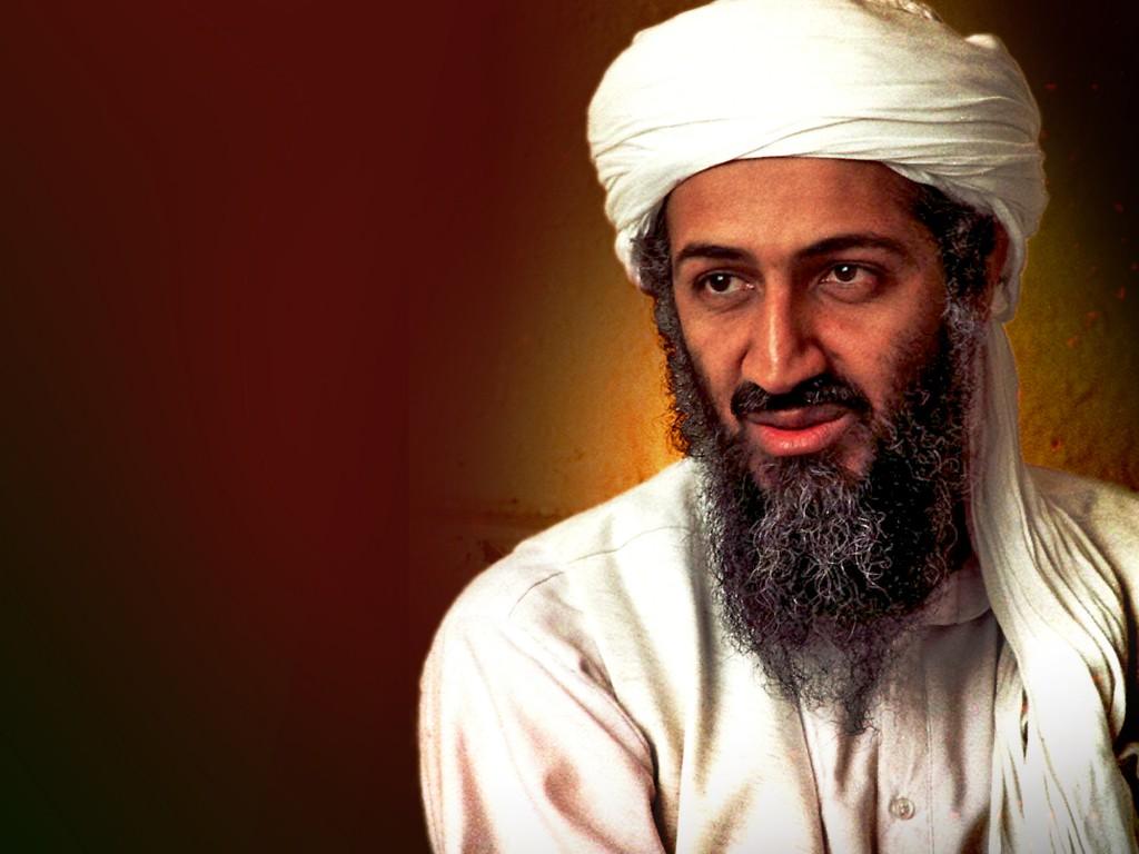 The founder of al-Qaeda, Osama bin Laden